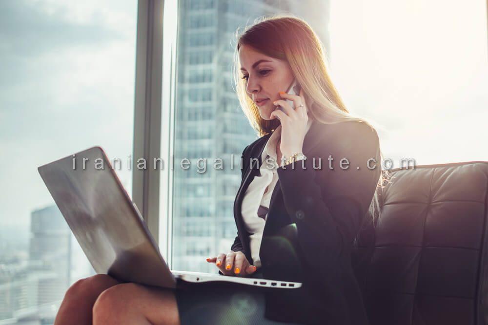 مشاوره وکالت آنلاین