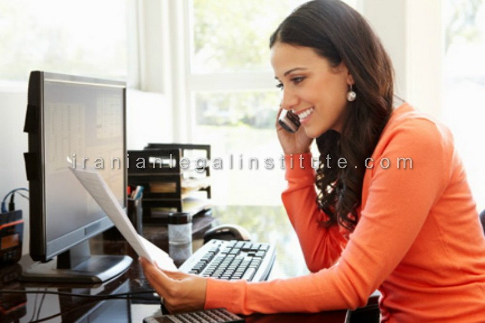 مشاور حقوقی تلفنی
