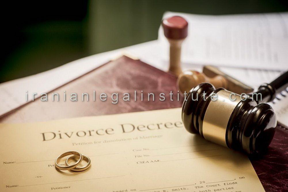 وکیل طلاق توافقی ارزان