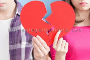 معایب طلاق توافقی