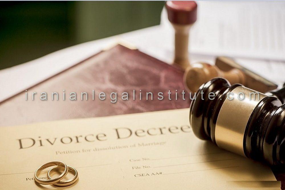 هزینه وکیل طلاق