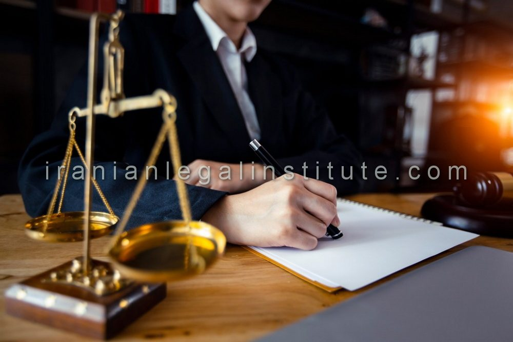 وکیل دعاوی کیفری