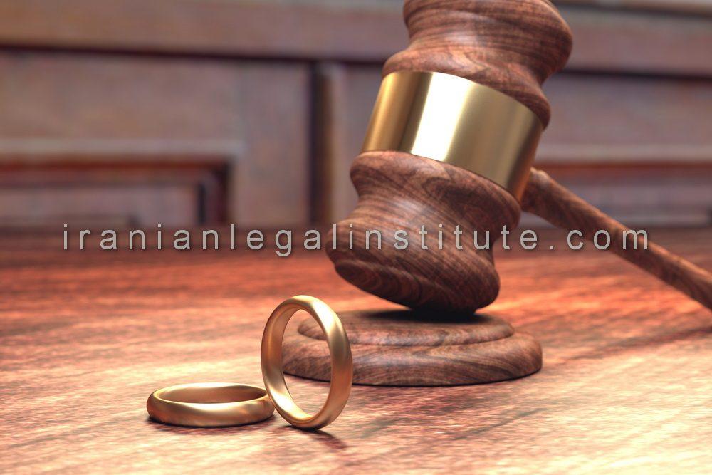وکیل حرفه ای طلاق