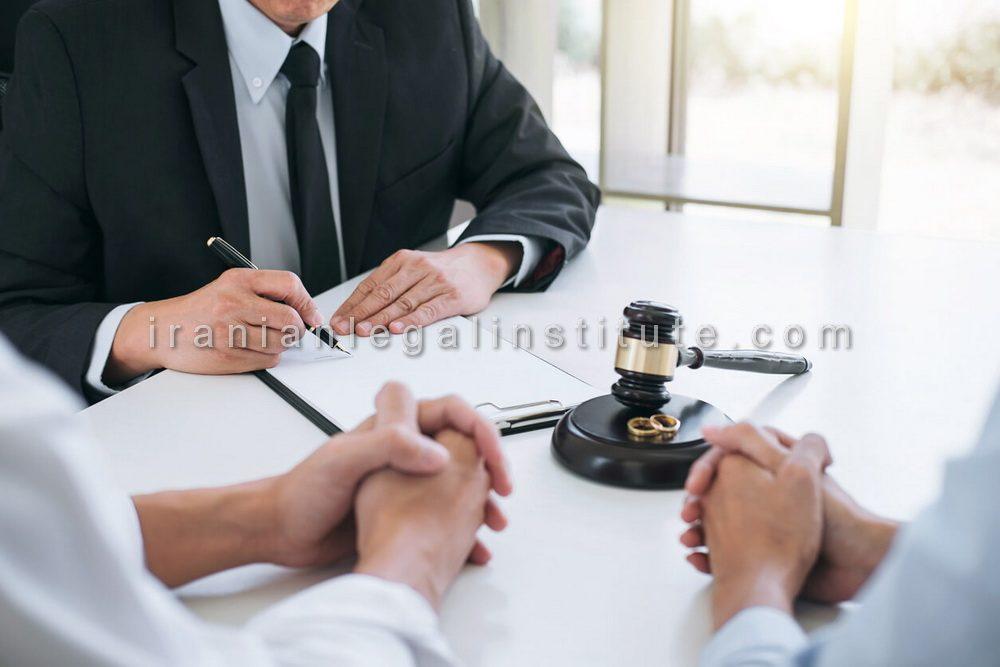 وکالت طلاق توافقی